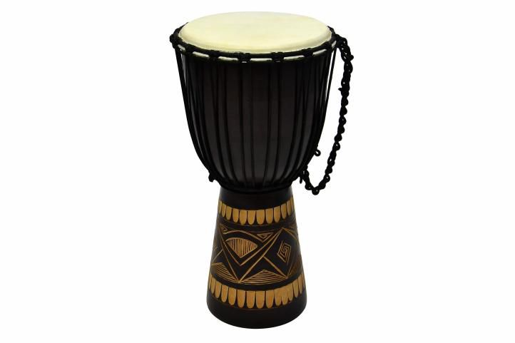 Originální buben Djembe, 50 centimetrů