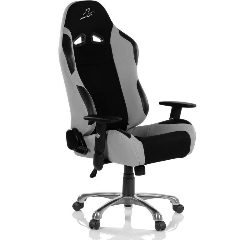 Kancelářská židle Racemaster Šedá